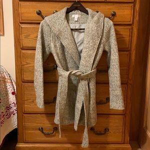 Motherhood Maternity Wool Coat